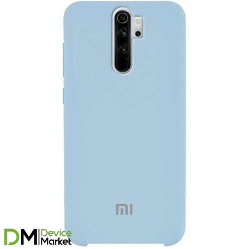 Silicone Case Xiaomi Redmi Note 8 Pro Blue