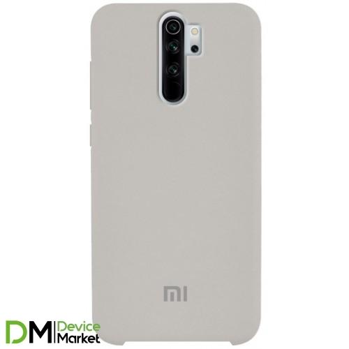 Silicone Case Xiaomi Redmi Note 8 Pro Gray