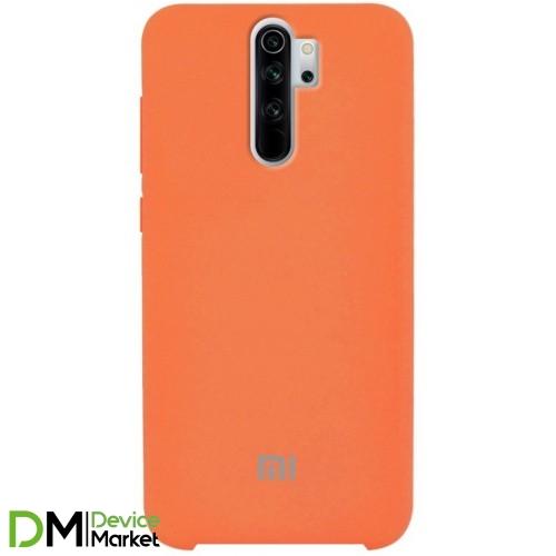 Silicone Case Xiaomi Redmi Note 8 Pro Orange