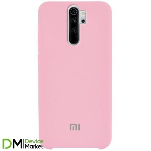 Silicone Case Xiaomi Redmi Note 8 Pro Pink