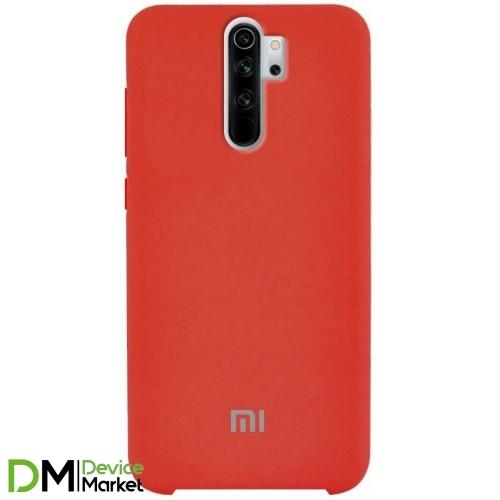 Silicone Case Xiaomi Redmi Note 8 Pro Red