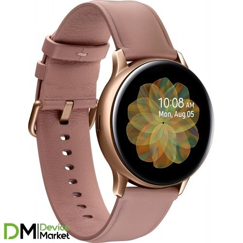 Samsung Galaxy Watch Active 2 40mm Gold Stainless steel (SM-R830NSDASEK)