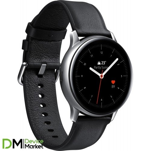 Samsung Galaxy Watch Active 2 44mm Silver Stainless steel (SM-R820NSSASEK)