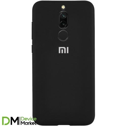 Silicone Case Xiaomi Redmi 8 Black