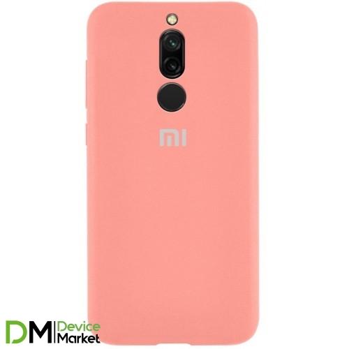 Silicone Case Xiaomi Redmi 8 Peach