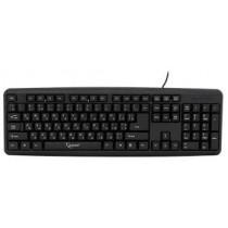 Клавиатура Gembird KB-U-101-UA Black