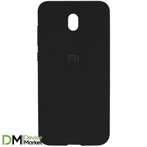 Silicone Case Xiaomi Redmi 8A Black