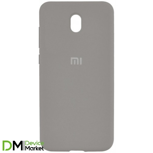 Silicone Case Xiaomi Redmi 8A Gray
