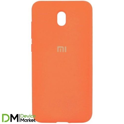 Silicone Case Xiaomi Redmi 8A Orange