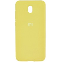 Silicone Case Xiaomi Redmi 8A Yellow