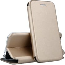 Чехол-книжка Samsung A105 Galaxy A10 Gold