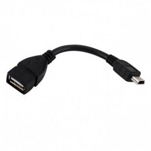 OTG кабель Mini USB