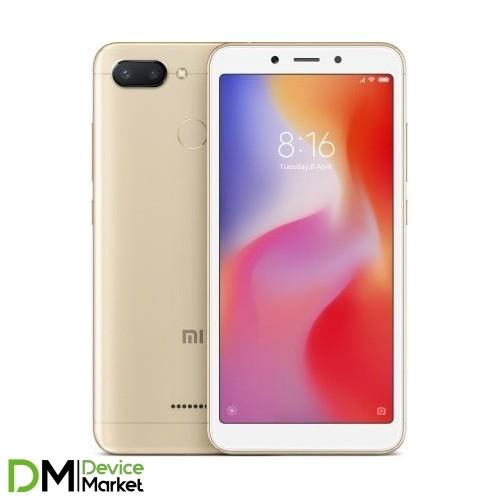 XiaomiRedmi63/32Gb Gold