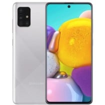 Samsung Galaxy A71 6/128GB Haze Crush Silver (SM-A715FZSUSEK) UA-UCRF