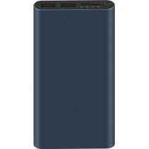 Power bank Xiaomi Mi 3 NEW 10000 mAh Fast Charge Black PLM13ZM