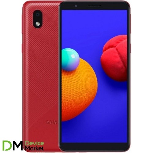 Samsung Galaxy A01 Core A013 1/16GB SM-A013FZRDSEK Red UA