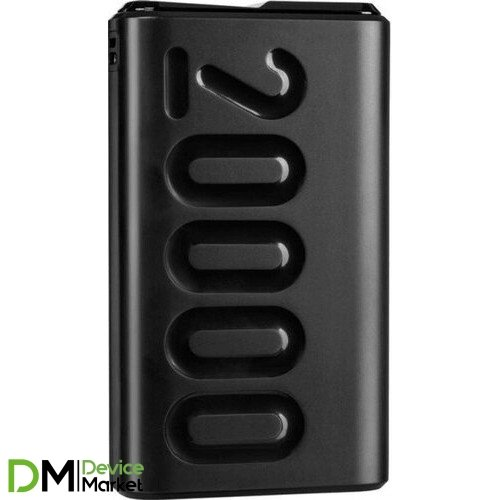 Power bank Gelius Pro Soft 2 GP-PB20-012 20000mAh Black