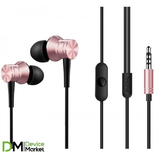 Наушники Xiaomi 1 MORE E1009 Pink