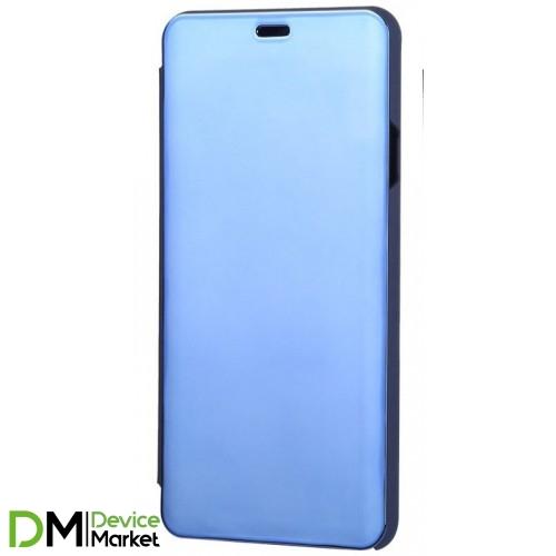 Чехол-книжка Clear View Standing Samsung M31S Blue