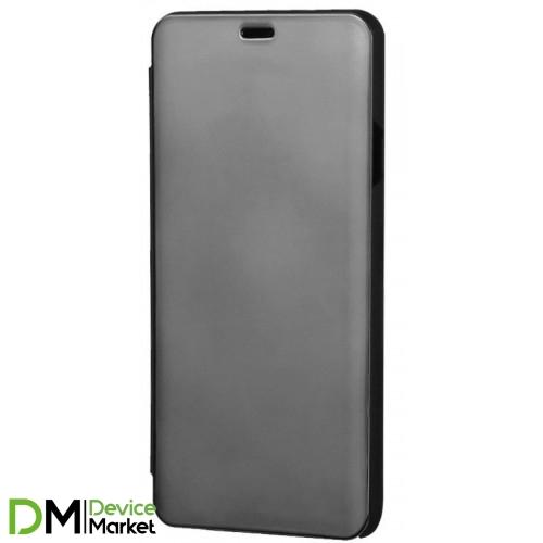Чехол-книжка Clear View Standing Samsung M31S Black