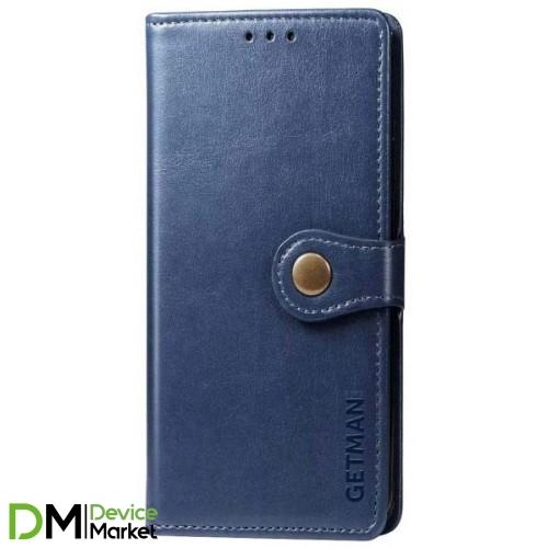 Чехол-книжка Getman Gallant Samsung M31S M315 Blue