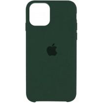 Silicone Case для iPhone 12 Pro Max Dark Green