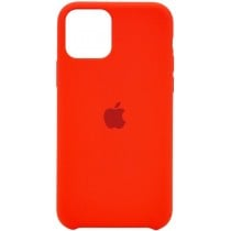Silicone Case для iPhone 12 Pro Max Red