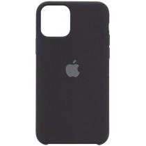 Silicone Case для iPhone 12 Pro Max Black