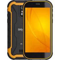 Смартфон Sigma mobile X-treme PQ20 Black-Orange