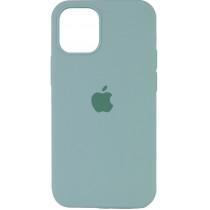 Silicone Case для iPhone 12 Pro Max Turquoise