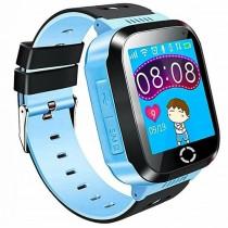 Смарт-часы Smart Baby Watch GM9 Black / Blue
