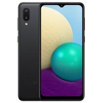 Смартфон Samsung Galaxy A02 32Gb Black (SM-A022GZKBSEK) UA