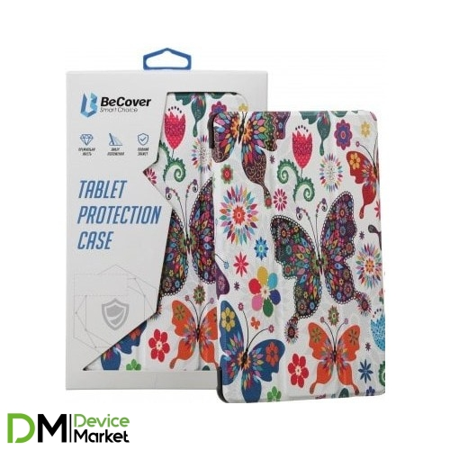 Чeхол-книжка BeCover для Samsung Galaxy Tab A7 10.4 T500 /T505 Butterfly