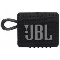 Колонка JBL GO 3 Black (JBLGO3BLK)