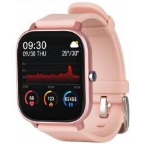 Умные часы Globex Smart Watch Me Pink