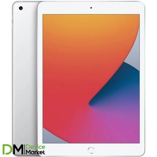 """Apple iPad 8 10.2""""  2020 128Gb Wi-Fi Silver"""