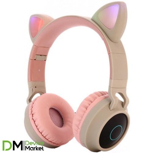 Навушники Bluetooth Tucci P39 Yellow