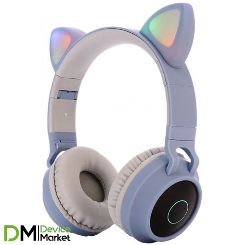 Навушники Bluetooth Tucci P39 Blue