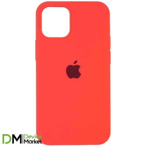 Silicone Case для iPhone 12 mini Watermelon Red