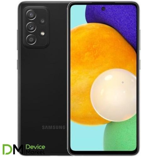 Смартфон Samsung Galaxy A52 4/128GB Black (SM-A525FZKDSEK) UA