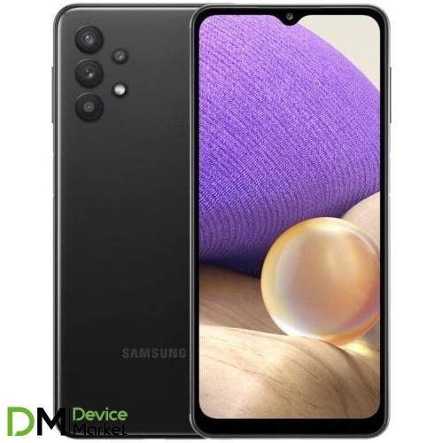 Смартфон Samsung Galaxy A32 4/64GB Black (SM-A325FZKDSEK) UA
