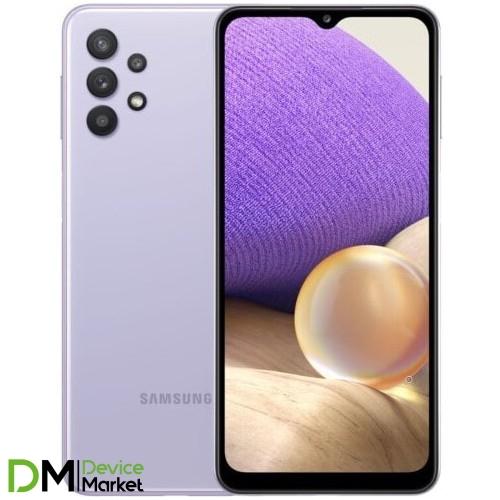 Смартфон Samsung Galaxy A32 4/64GB Violet (SM-A325FLVDSEK) UA