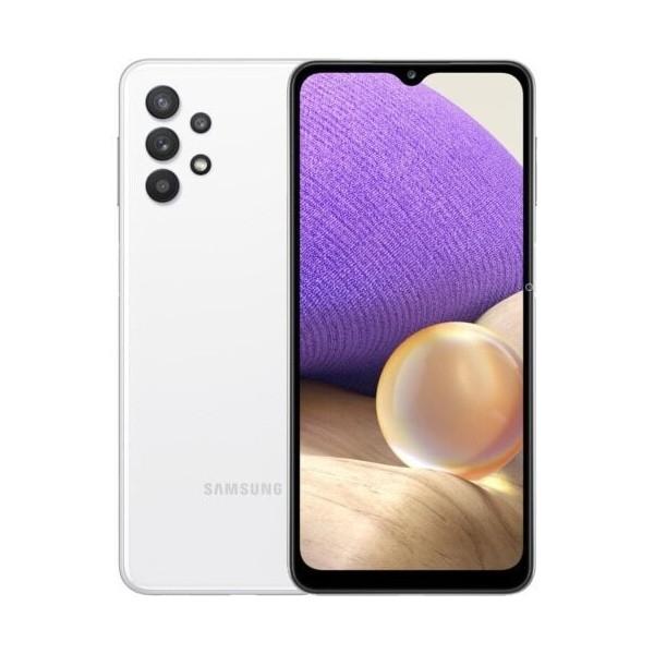Смартфон Samsung Galaxy A32 4/64GB White (SM-A325FZWDSEK) UA (Код това