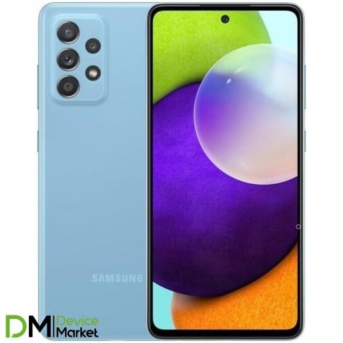 Смартфон Samsung Galaxy A72 6/128GB Blue (SM-A725FZBDSEK) UA