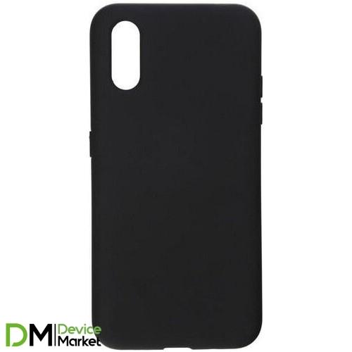 Чехол Armorstandart Icon Case для Samsung A02 A022 Black