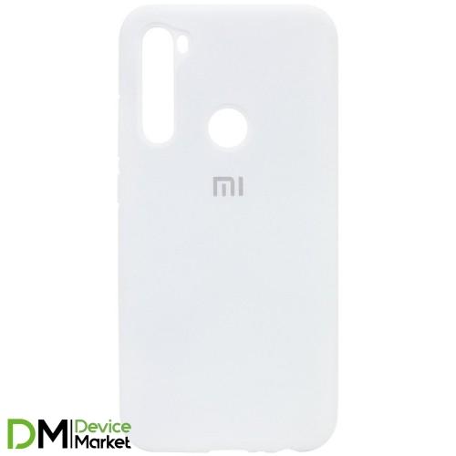 Silicone Case Xiaomi Redmi Note 8T White