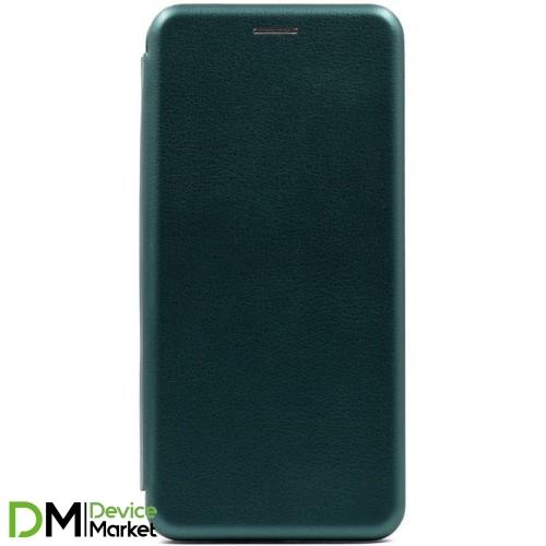 Чехол-книжка для Xiaomi Redmi Note 8 Green