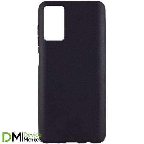 Чехол силиконовый для Xiaomi Redmi Note 10 Black