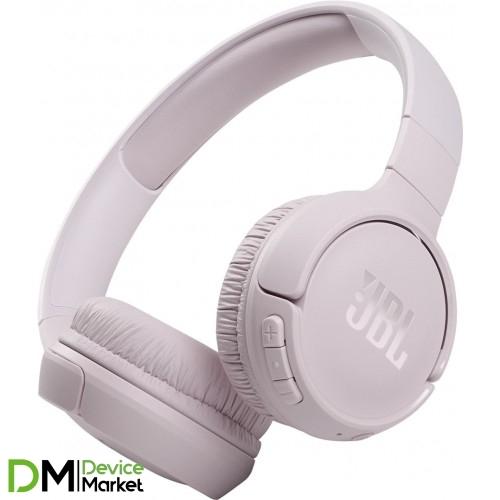 Bluetooth-гарнитура JBL Tune 510BT Rose (JBLT510BTROSEU)