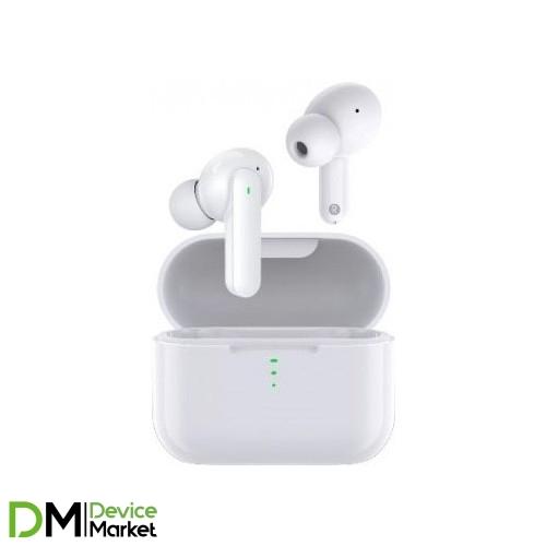 Bluetooth наушники QCY T11 White